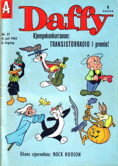 Daffy #27/1963