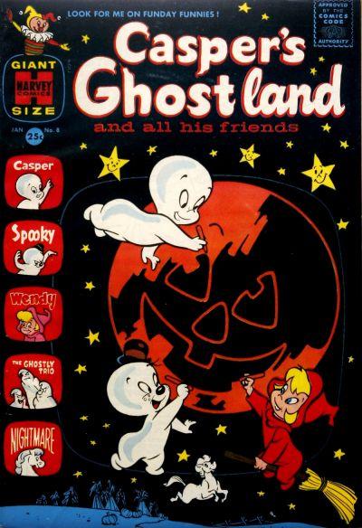 Casper's Ghostland #8