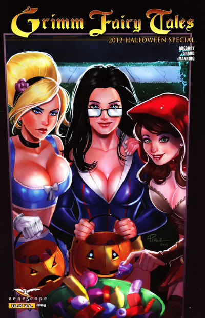 Grimm Fairy Tales 2012 Halloween Special