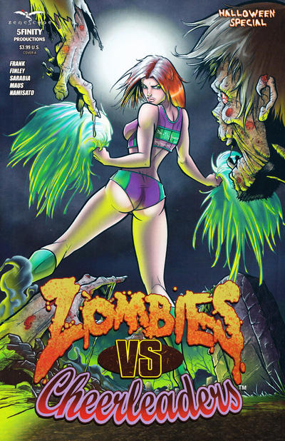 Zombies vs. Cheerleaders: Halloween Special
