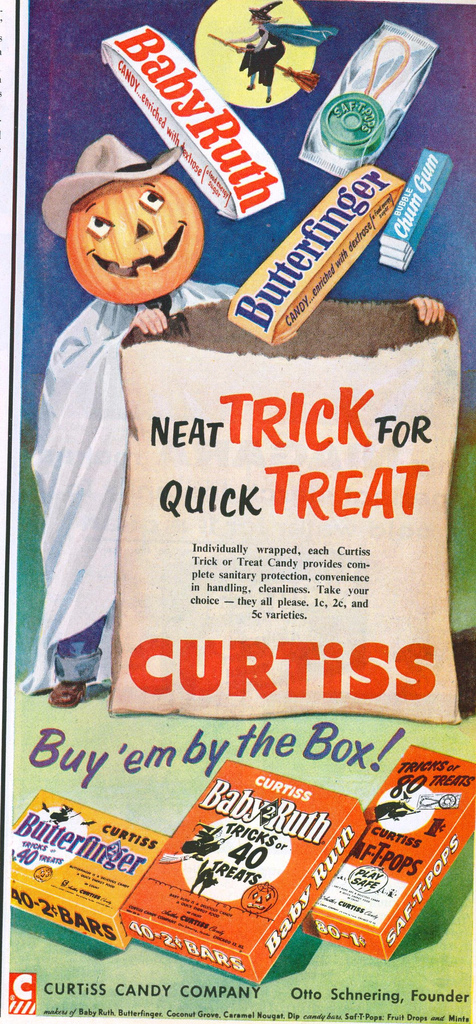 Curtiss Candy