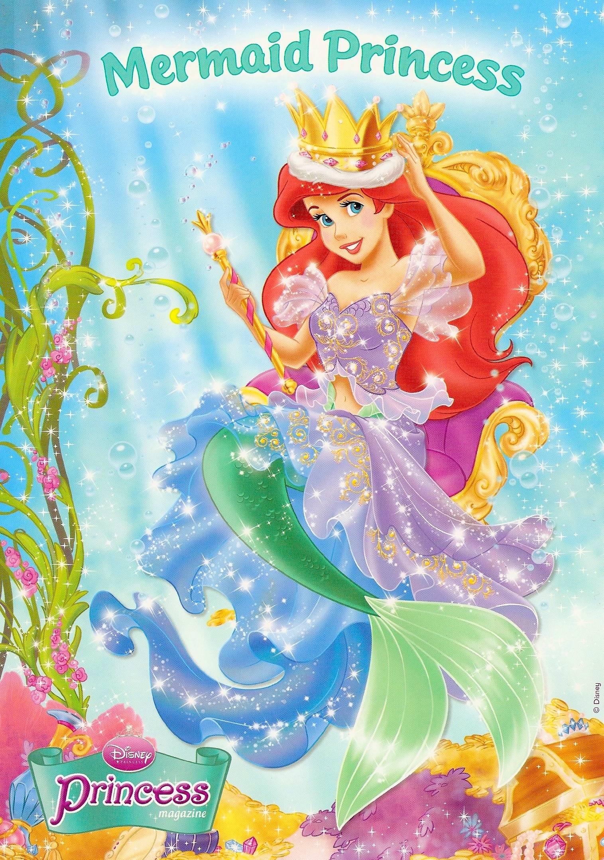 From Disney Princess Magazine