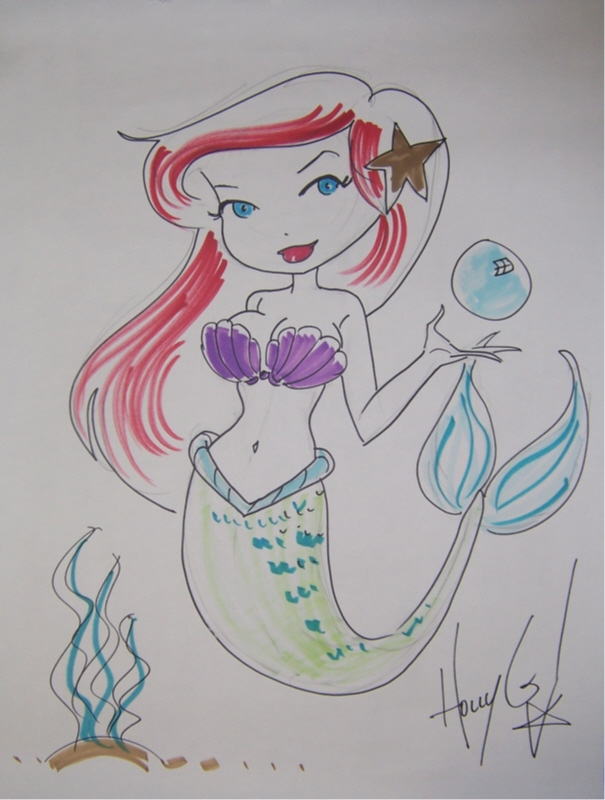 Ariel by Holly G.