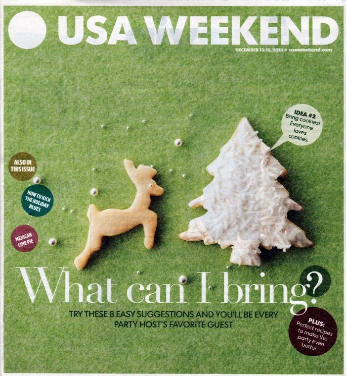 USA Weekend Dec 13-16 2013