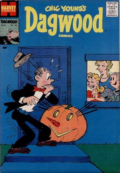 Dagwood Comics #83