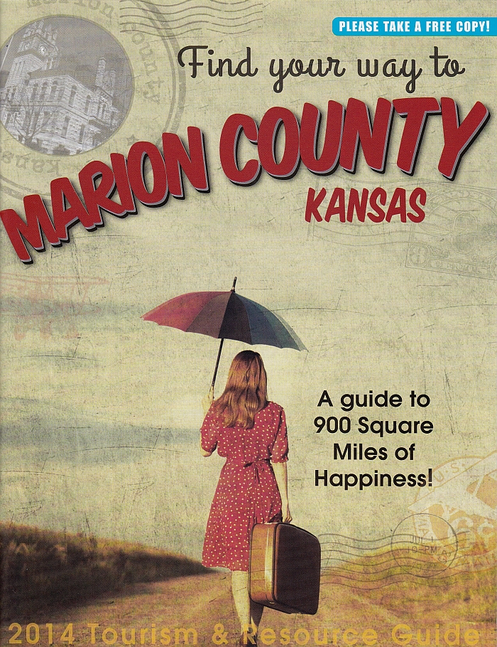 Marion County Kansas 2014 Tourism & Resource Guide