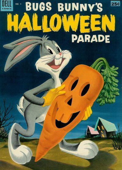 Bugs Bunnys Halloween Parade #1