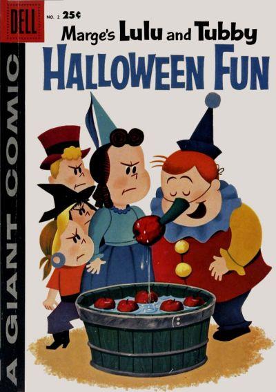Marge's Little Lulu and Tubby Halloween Fun #2