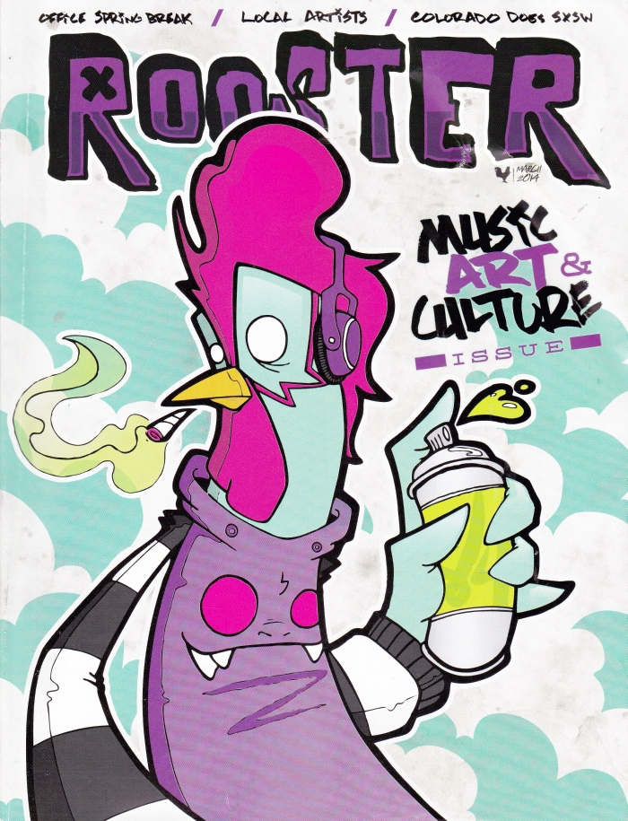 Rooster March 2014