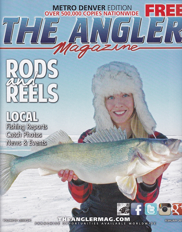 The Angler Magazine February 2015