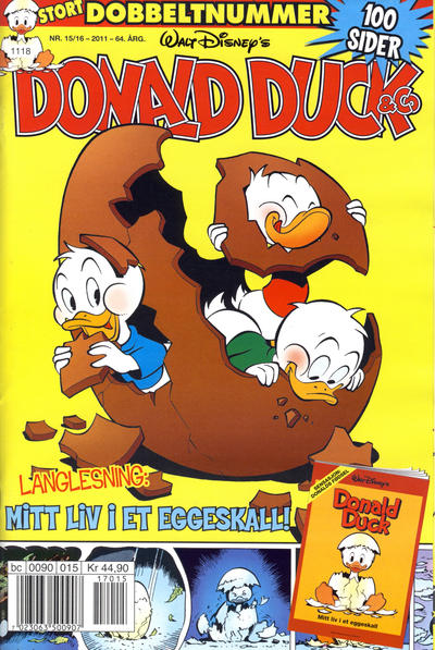Donald Duck & Co #15-16/2011
