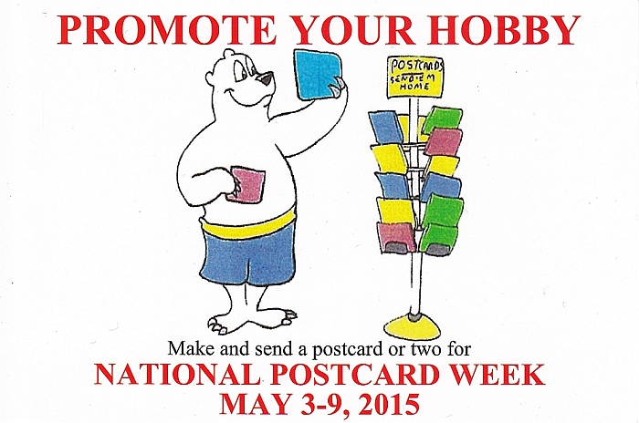 National Postcard Week 2015