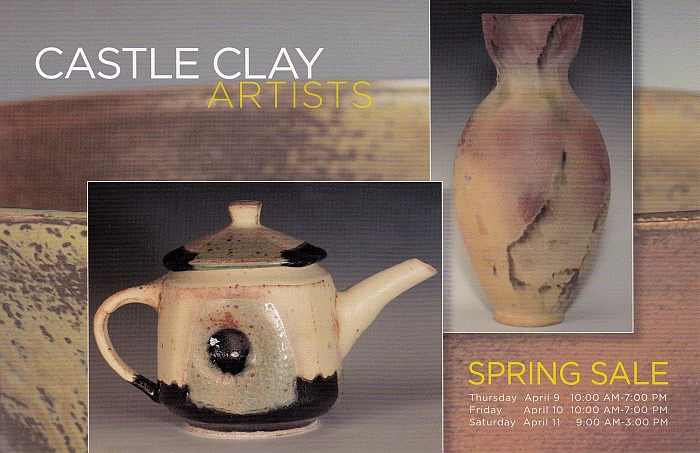 Castle Clay Artists