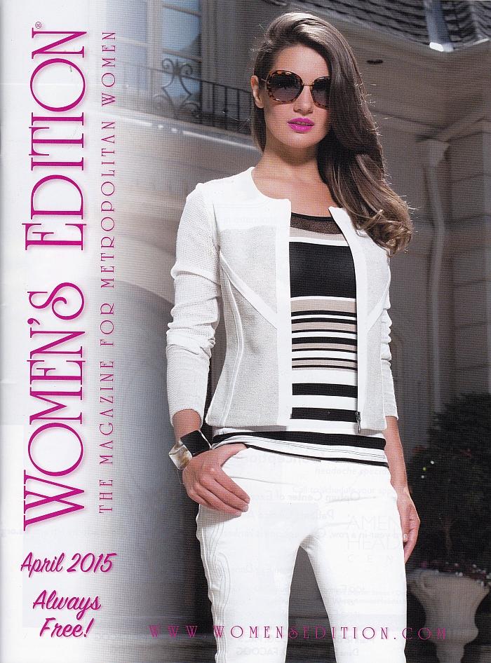 """Women""""s Edition April 2015"""