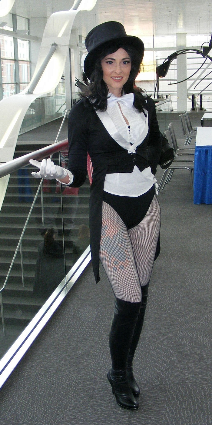 Zatanna at Denver Comic Con 2015