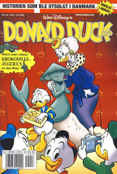Donald Duck & Co #53/2010