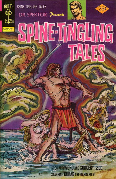 Dr. Spektor Presents Spine-Tingling Tales #3