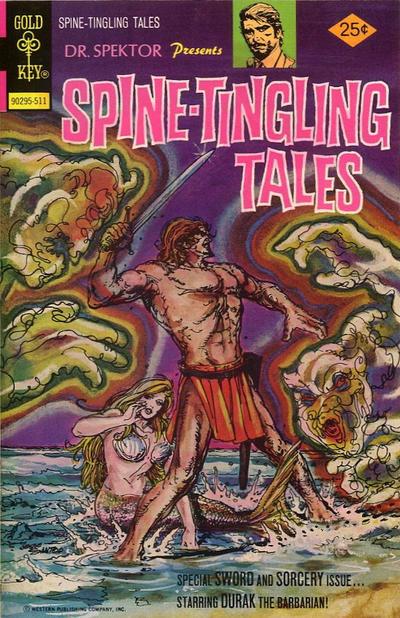 Dr. Spektor Presents Spine-Tingling Tales #3