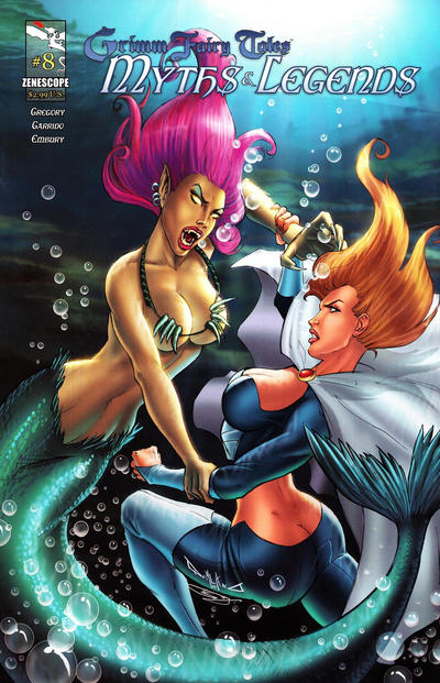 Grimm Fairy Tales Myths & Legends #8