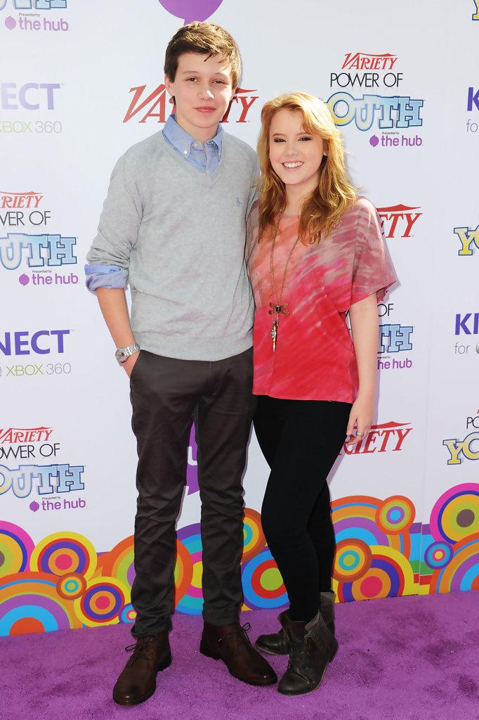 Taylor Spreitler & Nick Robinson