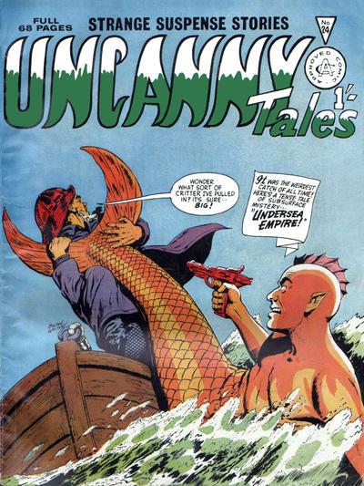 Uncanny Tales #24