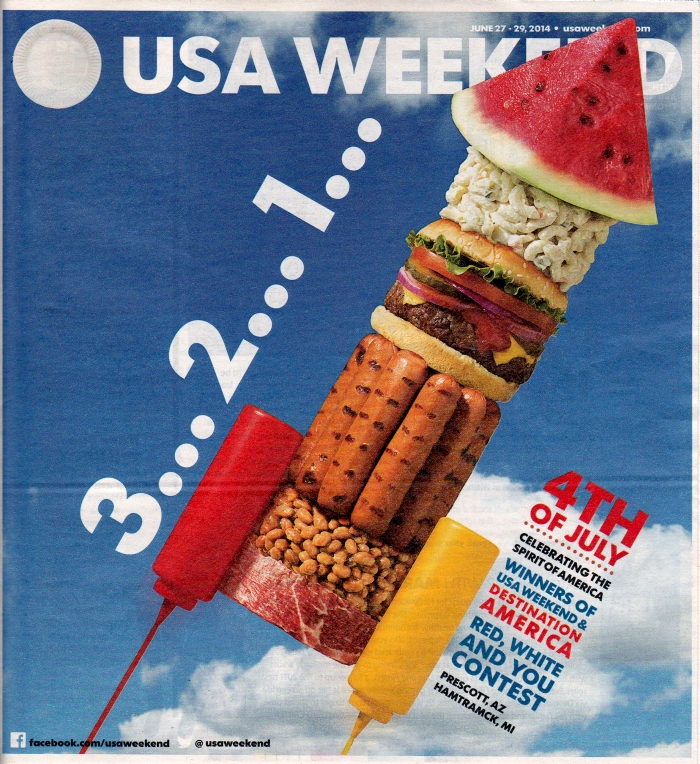 USA Weekend June 27-29 2014