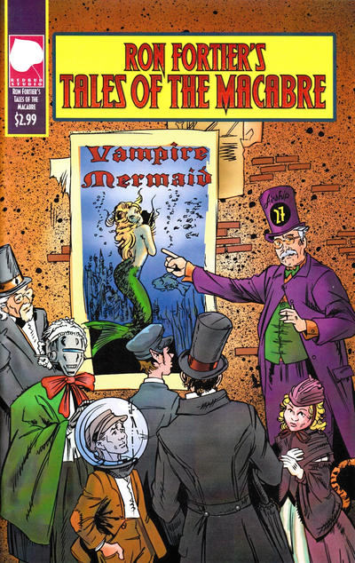 Ron Fortier's Tales of the Macabre #1