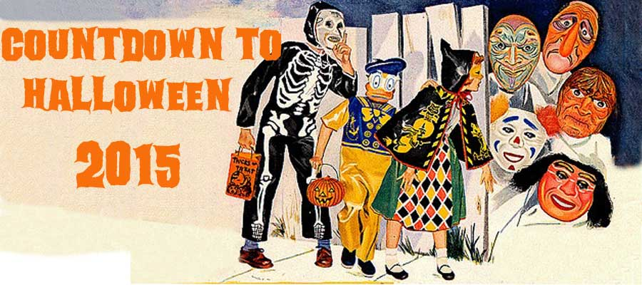 Countdown to Halloween 2015