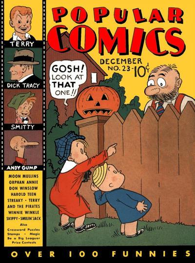 Popular Comics #23