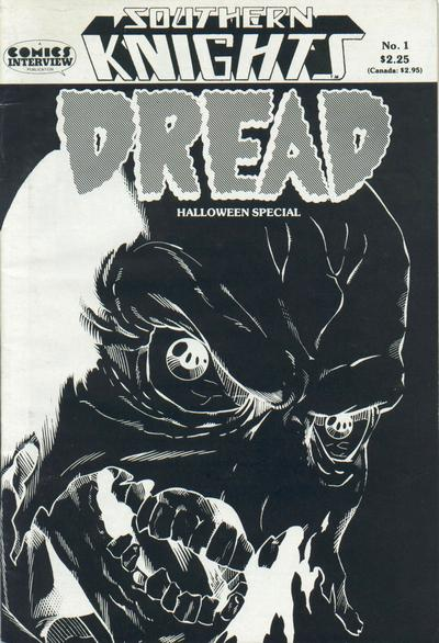 Southern Knights Dread Halloween Special #1