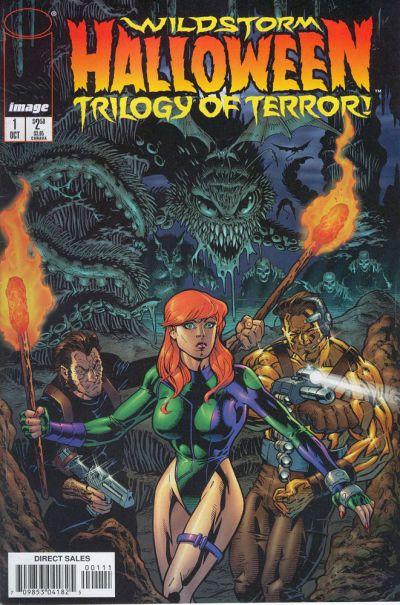 Wildstorm Halloween '97 #1