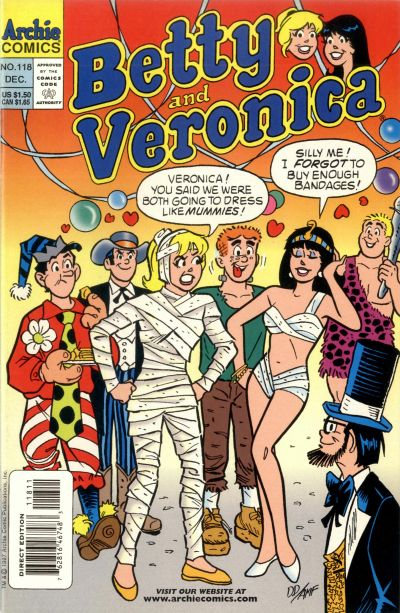 Betty and Veronica #118