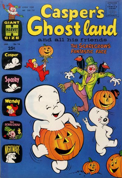 Casper's Ghostland #16