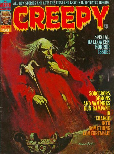Creepy #58