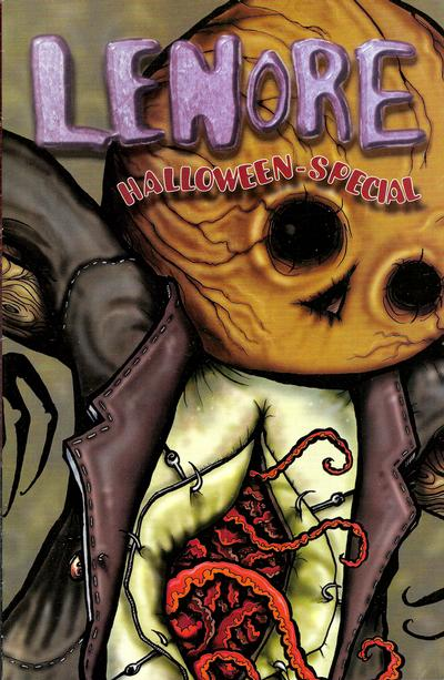 Lenore Halloween-special
