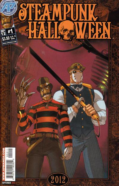 Steampunk Halloween 2012 #1