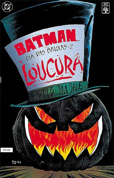 Batman - Dia das Bruxas 2: Loucura