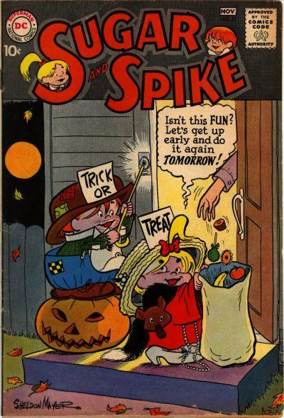 Sugar and Spike #31
