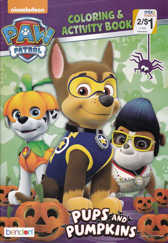 Paw Patrol: Pups & Pumpkins