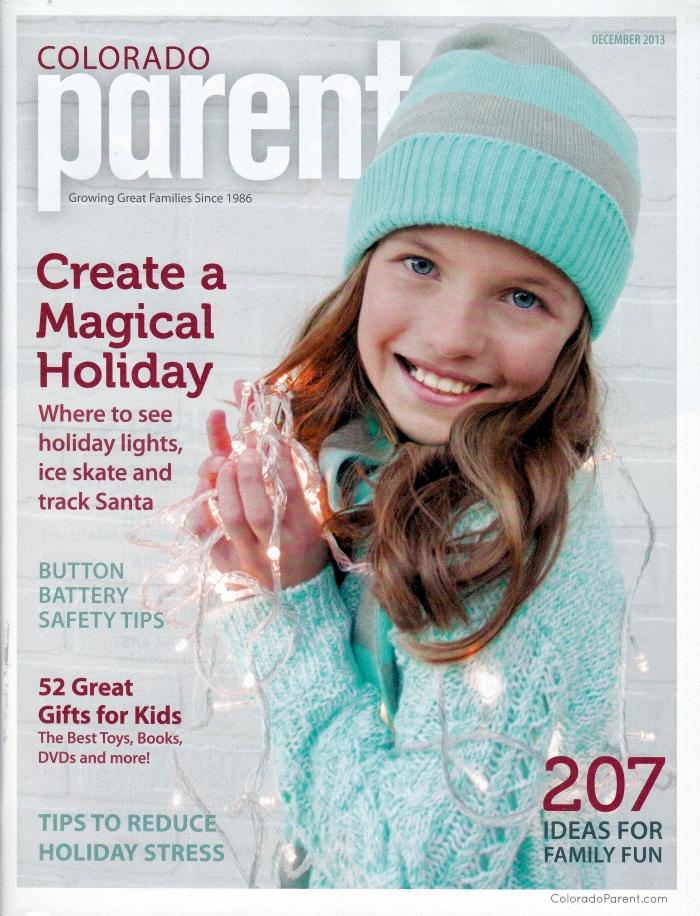 Colorado Parent Dec 2013