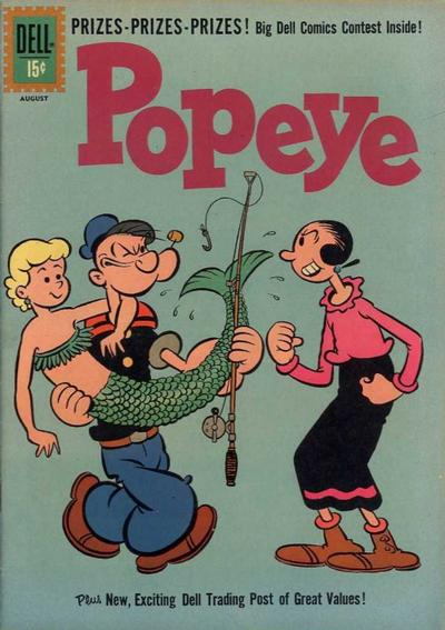 Popeye #60