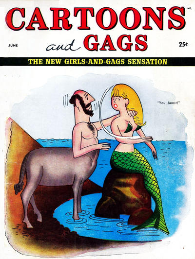 Cartoons and Gags vol 5 #3