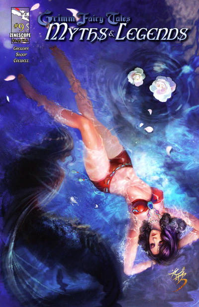 Grimm Fairy Tales Myths & Legends #9