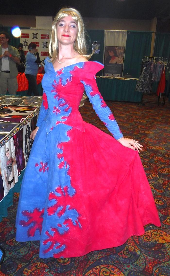 Aurora (Vady Abrazax) at Rocky Mountain Con 2015