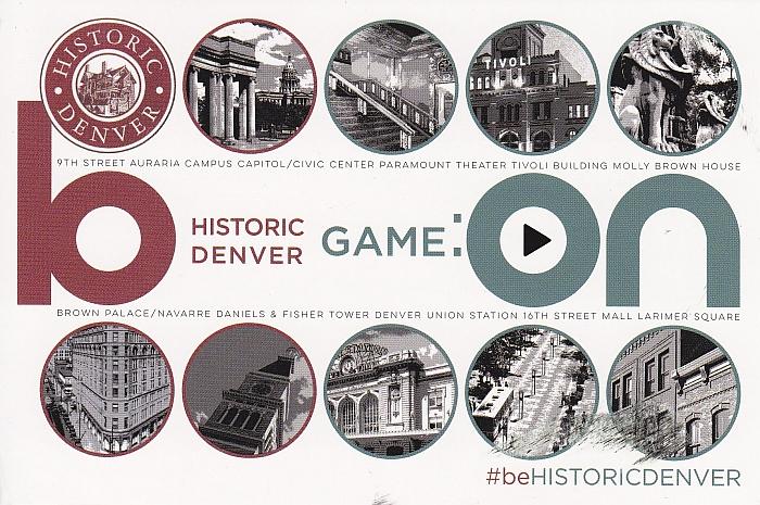 Historic Denver