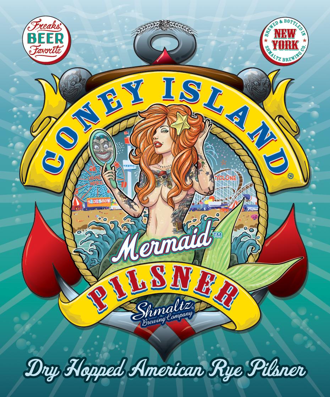 Cony Island Pilsner