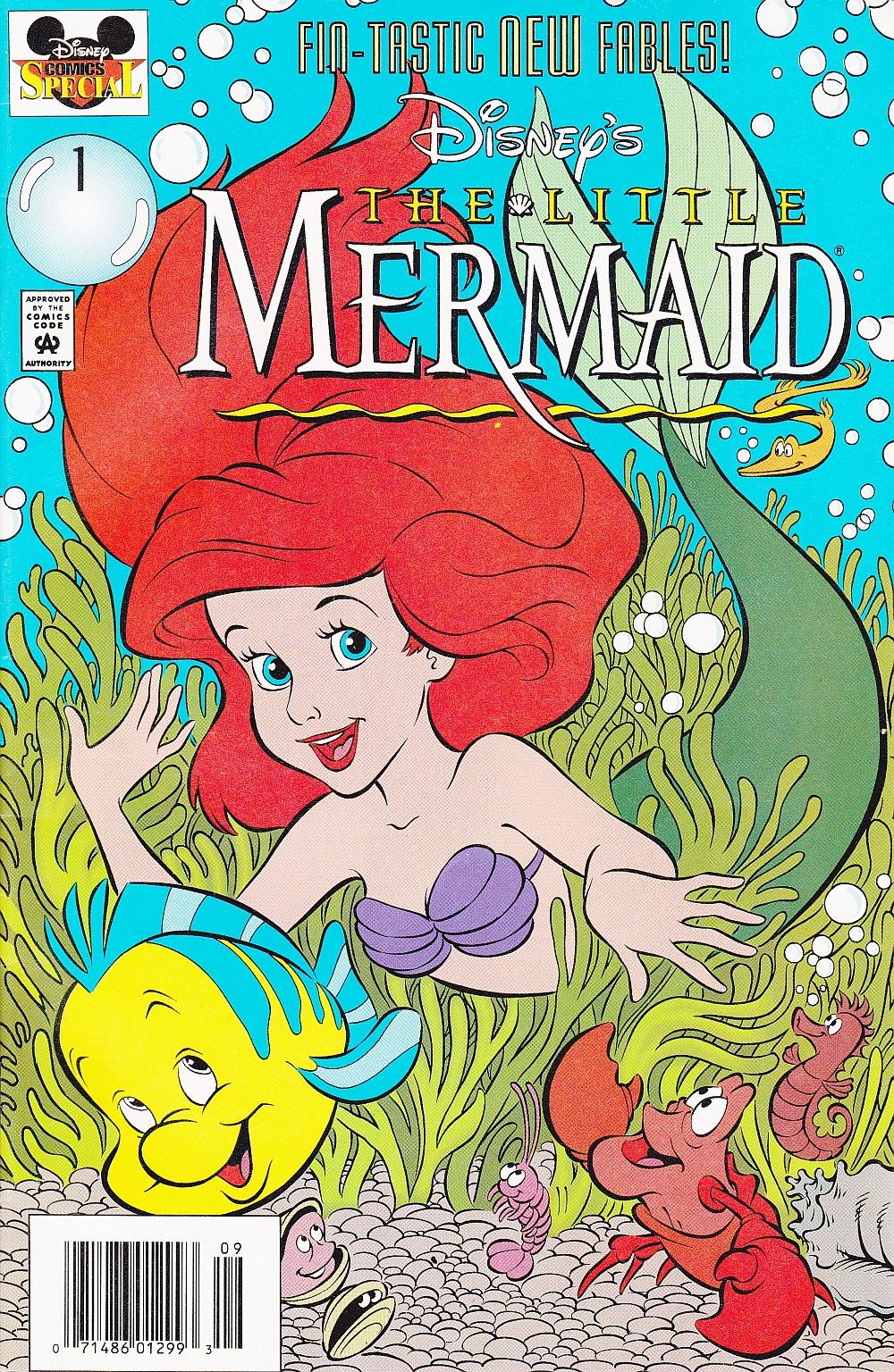 "Disney""s the Little Mermaid #1 (1997)"