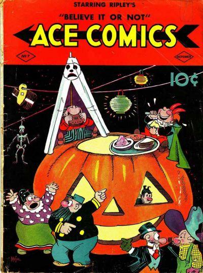 Ace Comics #7