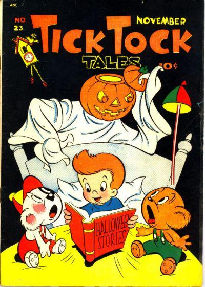 Tick Tock Tales #23