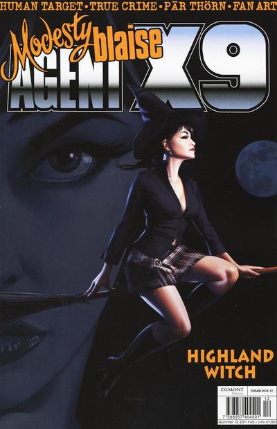 Agent X9 #12/2011